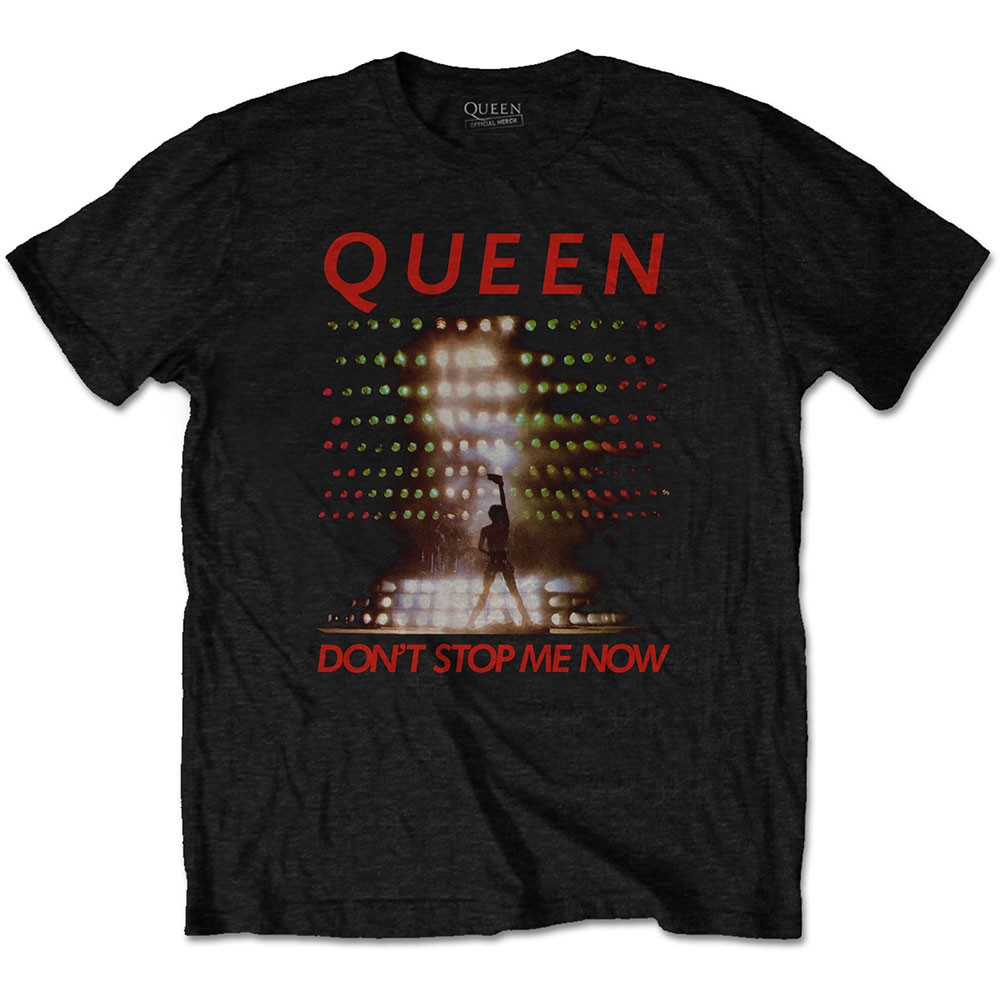 Pre order Queen - Don''t Stop Me Now T-Shirt