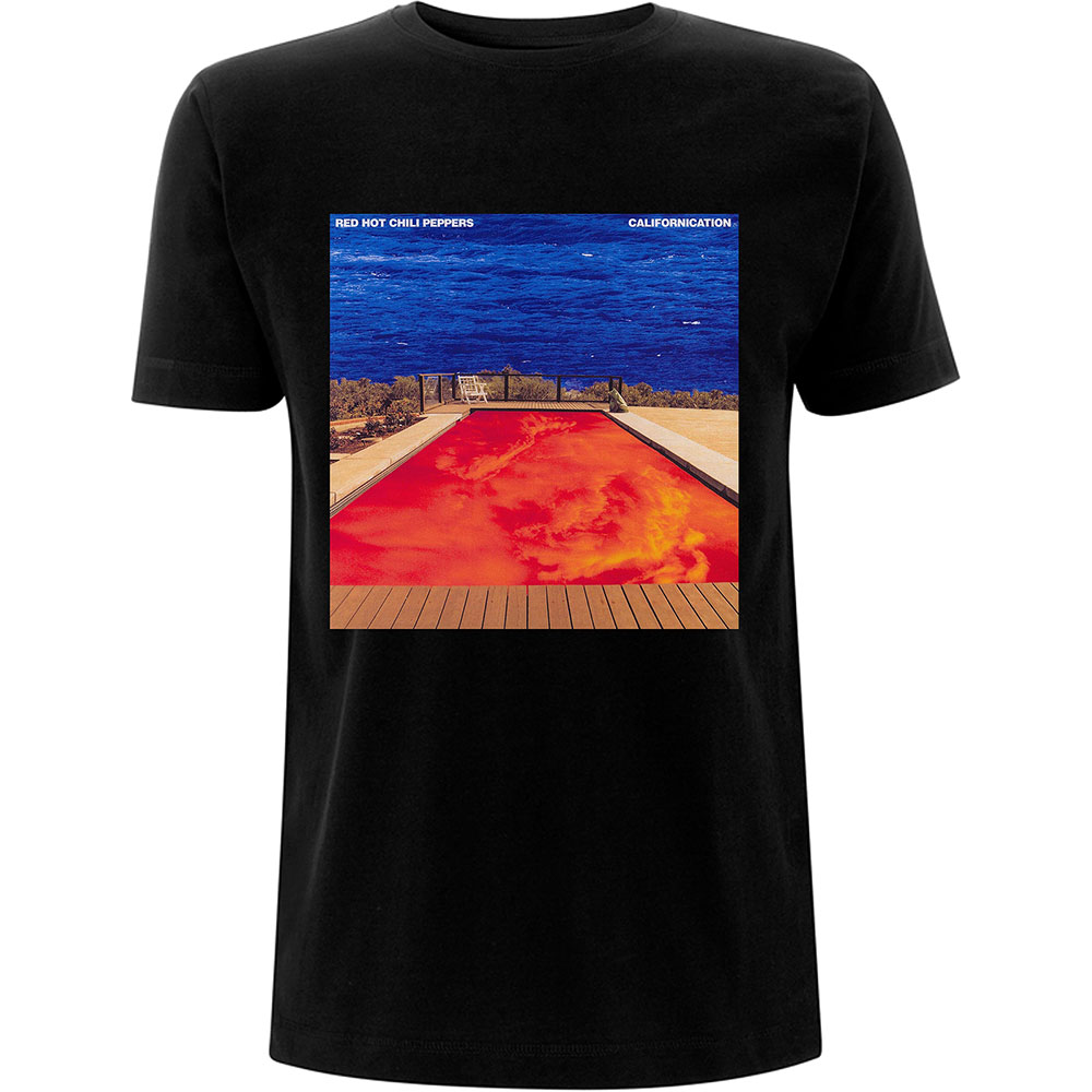 Pre order Red Hot Chili Peppers - Californication Album T-Shirt
