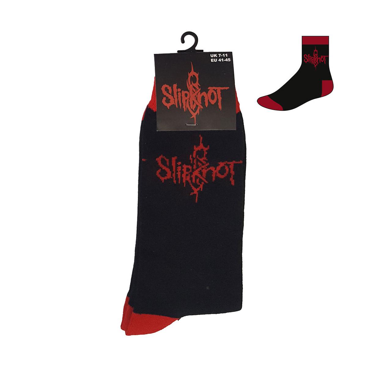 Pre order Slipknot - Logo Unisex Ankle Socks