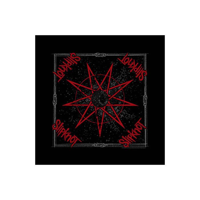 Pre order Slipknot - Nine Pointed Star Bandana