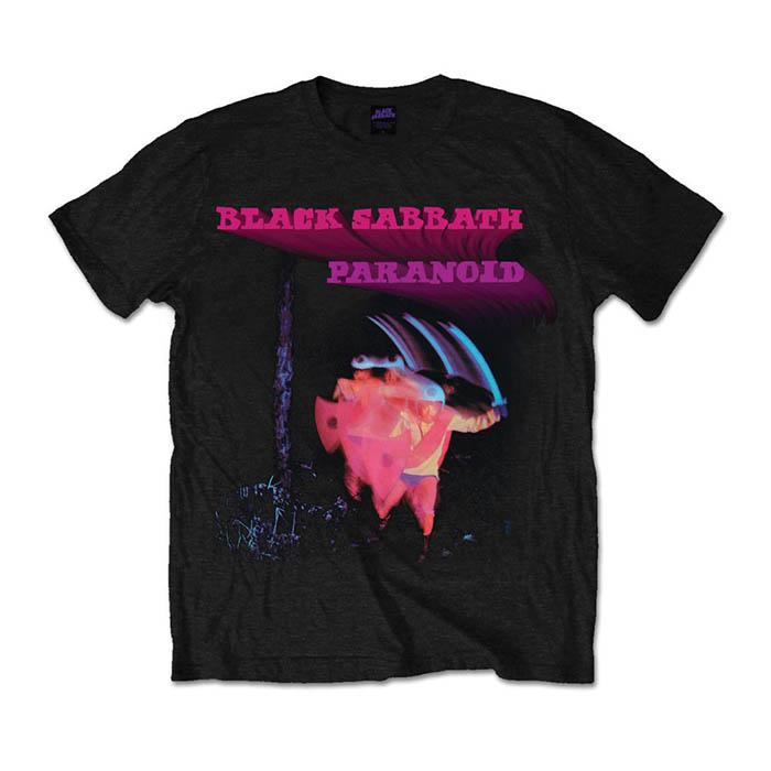 Black Sabbath - Paranoid T-Shirt