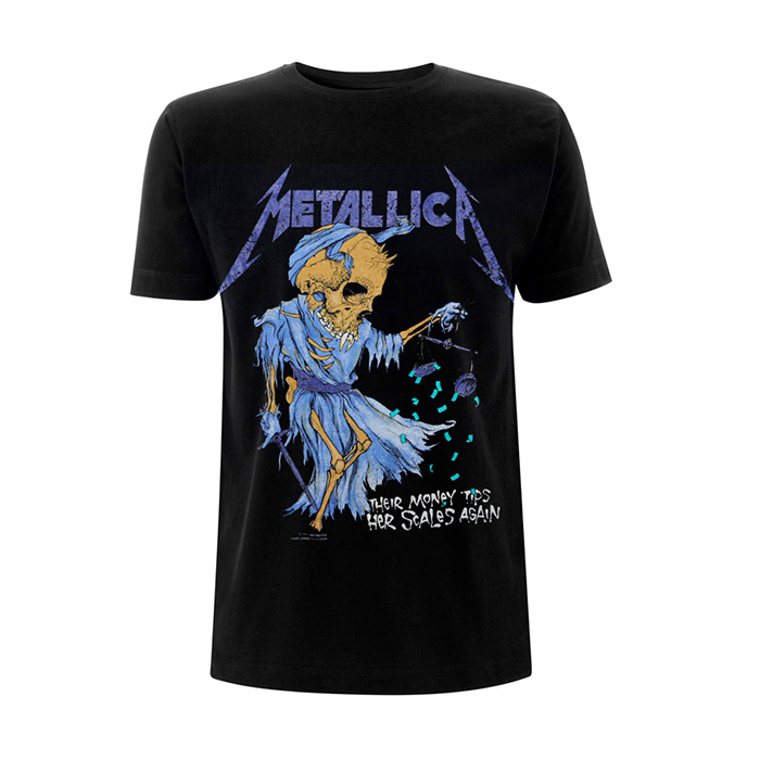 Metallica - Doris T-Shirt