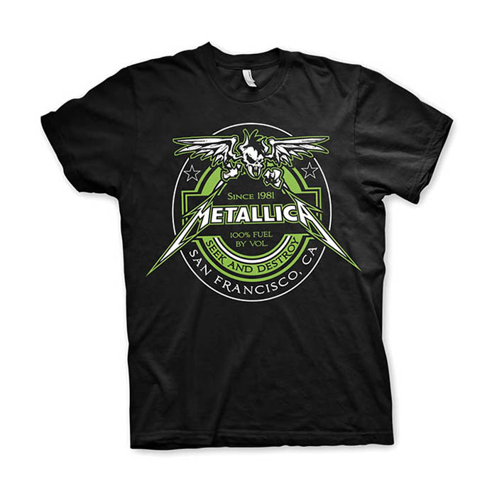 Metallica - Fuel T-Shirt