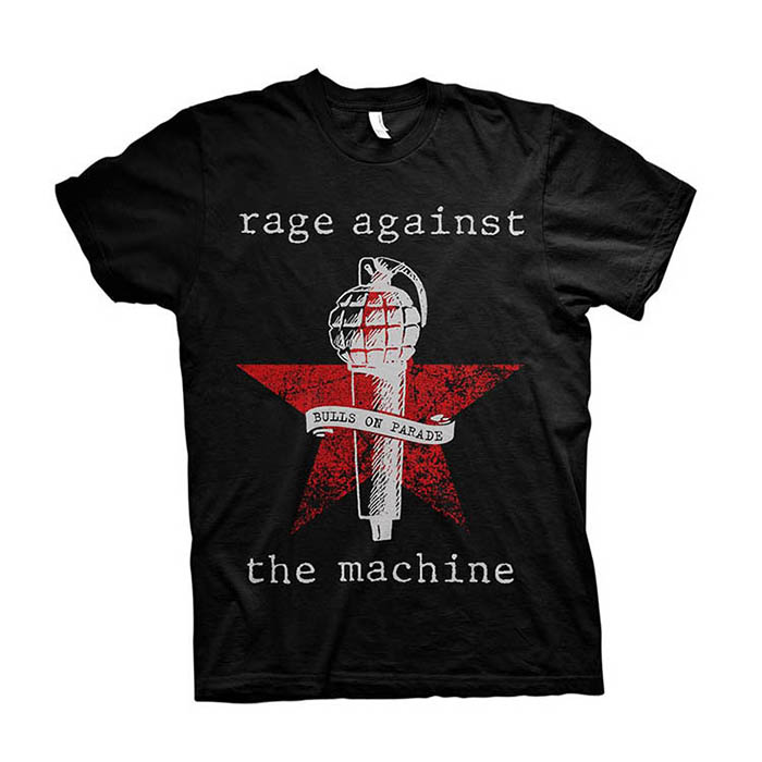 Rage Against The Machine - Bulls On Parade T-Shirt