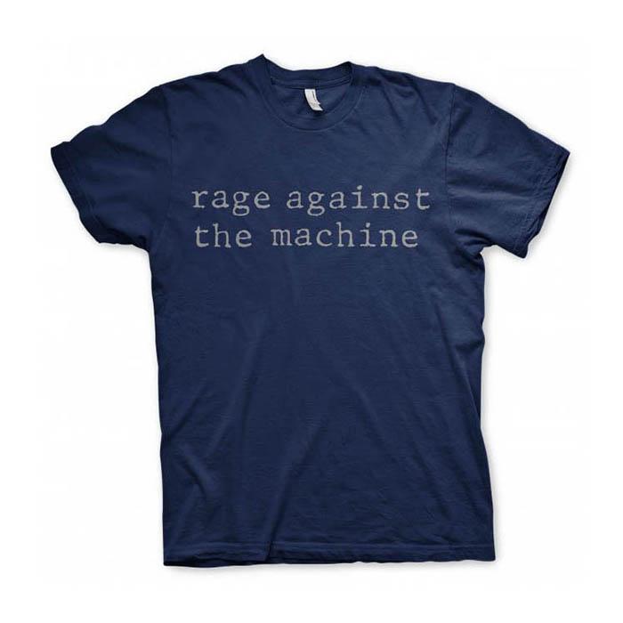 Rage Against The Machine - Original Logo T-Shirt