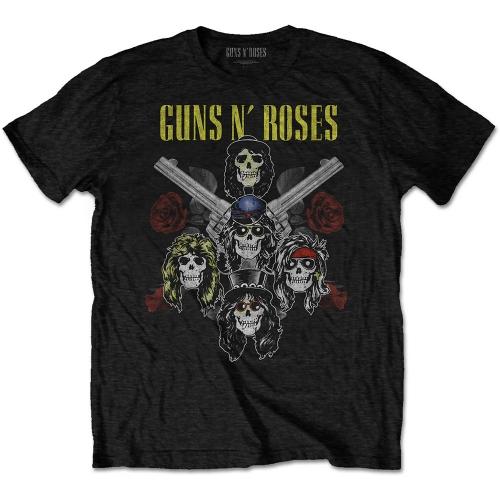 Pre order Guns N'' Roses - NITL Pistol & Rose Tour T-Shirt