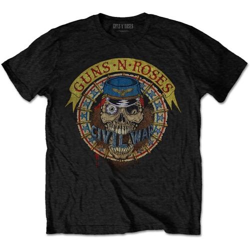 Pre order Guns N'' Roses - Civil War 1991 Tour T-Shirt