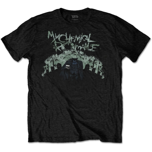 Pre order My Chemical Romance - Knight Procession T-Shirt