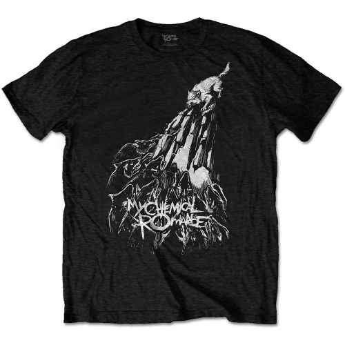 Pre order My Chemical Romance - The Pack T-Shirt