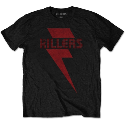 Pre order The Killers - Red Bolt T-Shirt