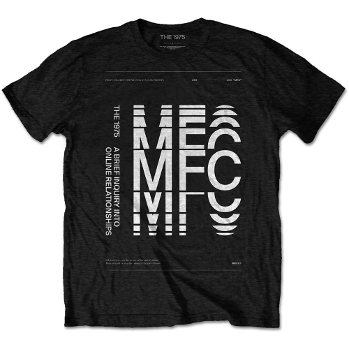 Pre order The 1975 - ABIIOR MFC T-Shirt