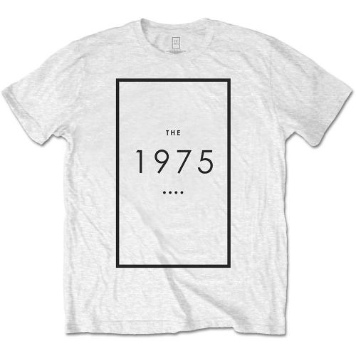 Pre order The 1975 - Original Logo White T-Shirt