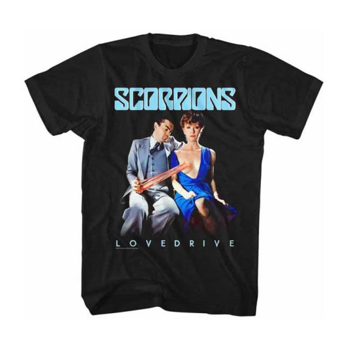 Pre order Scorpions - Lovedrive T-Shirt