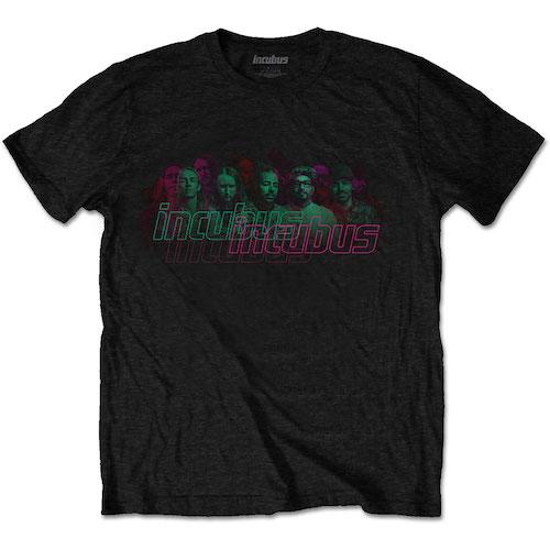 Pre order Incubus - 17 Tour T-Shirt