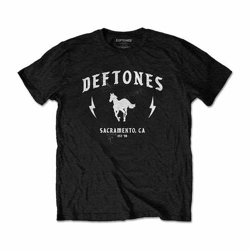 Pre order Deftones - Electric Pony T-Shirt