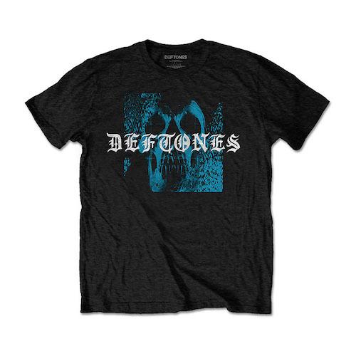 Pre order Deftones - Static Skull T-Shirt