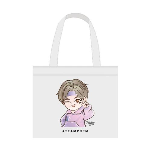 Cartoon Fan Art Tote Bag  #TEAMPREM