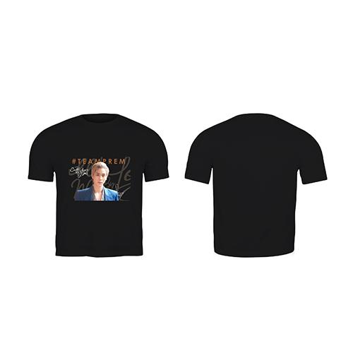 Black T-shirt Teamprem