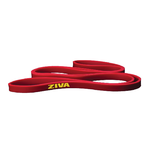 Ziva Performance Resistance Band Heavy (Red)